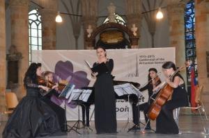 Herdenkingsconcert De Grote Kerk Den Haag