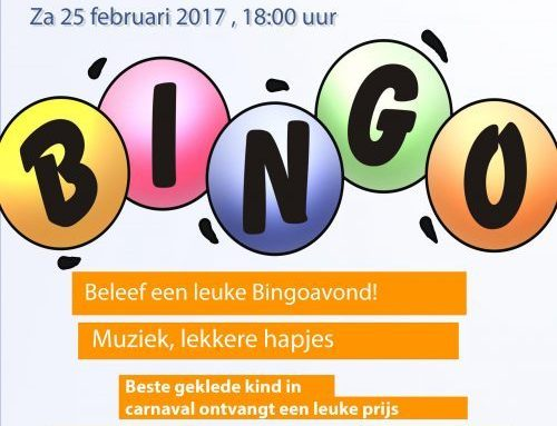 Bingo avond & Carnaval