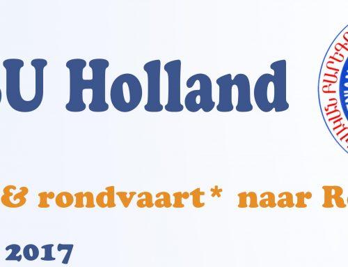 Busreis & Rondvaart naar Rotterdam